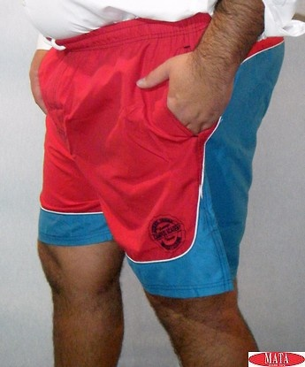 Bañador hombre rojo 16884