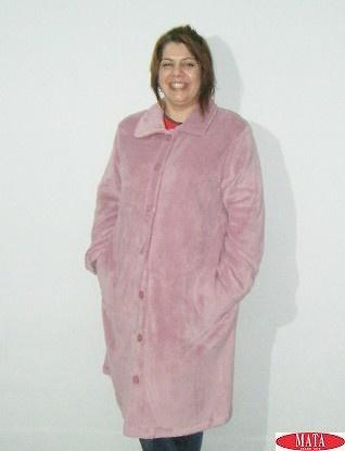 Bata rosa 17685