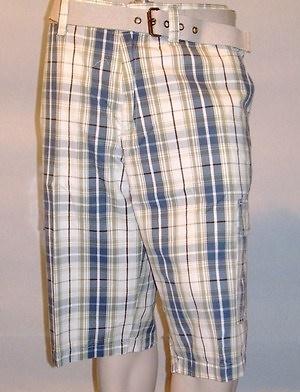 Bermuda azul hombre tallas grandes 10776