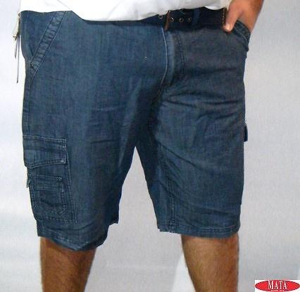 Bermuda hombre tallas grandes 16951