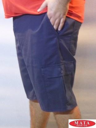 Bermuda hombre tallas grandes 18331