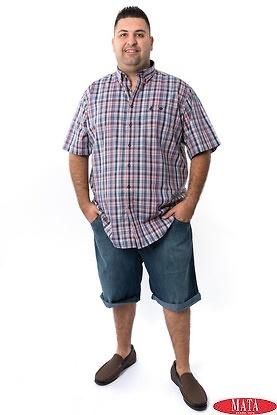 Bermuda hombre tallas grandes 20238