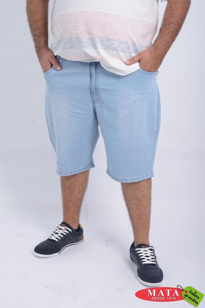 Bermuda hombre tallas grandes 21168