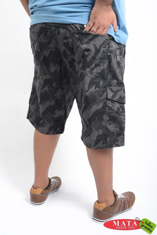 Bermuda hombre tallas grandes 21500