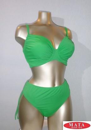 Bikini verde 18353
