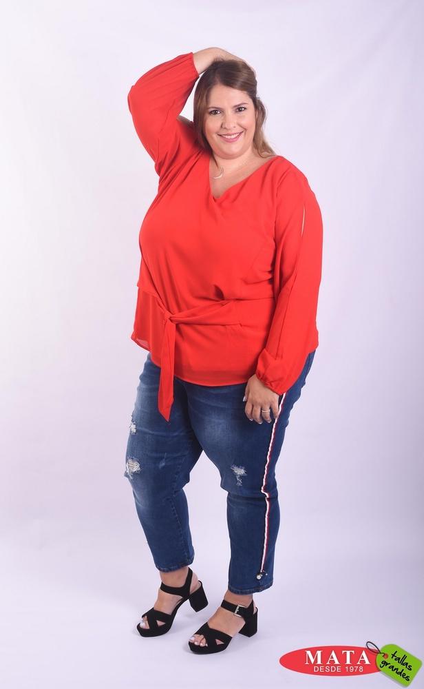 Blusa mujer 22885