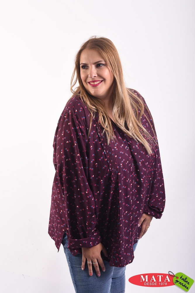 Blusa mujer diversos colores 21878