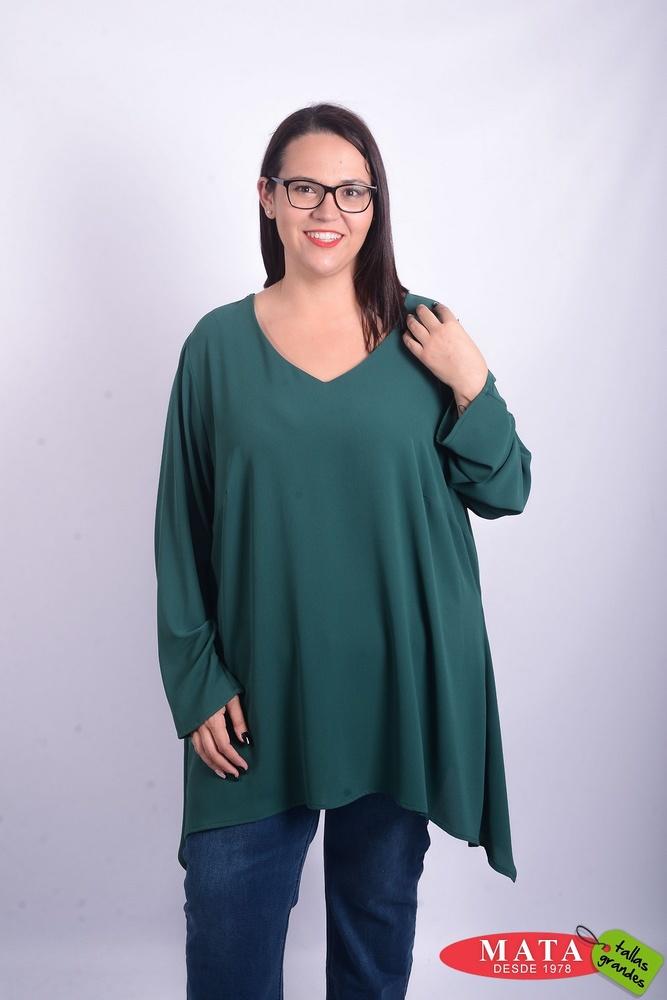 Blusa mujer diversos colores 23236