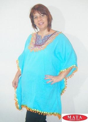 Blusa mujer tallas grandes 18984