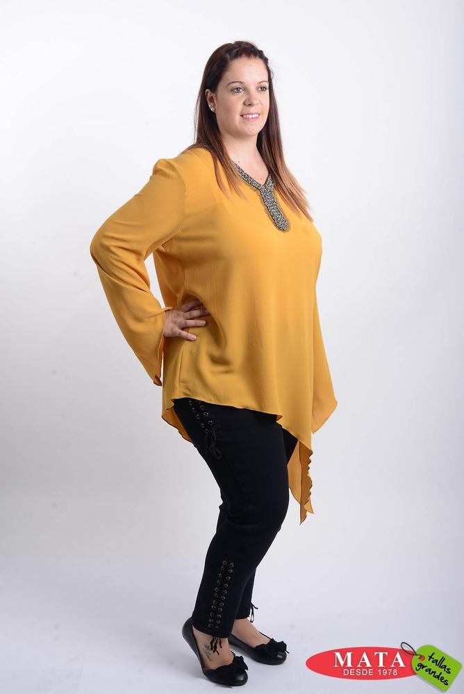 Blusa mujer tallas grandes 20745