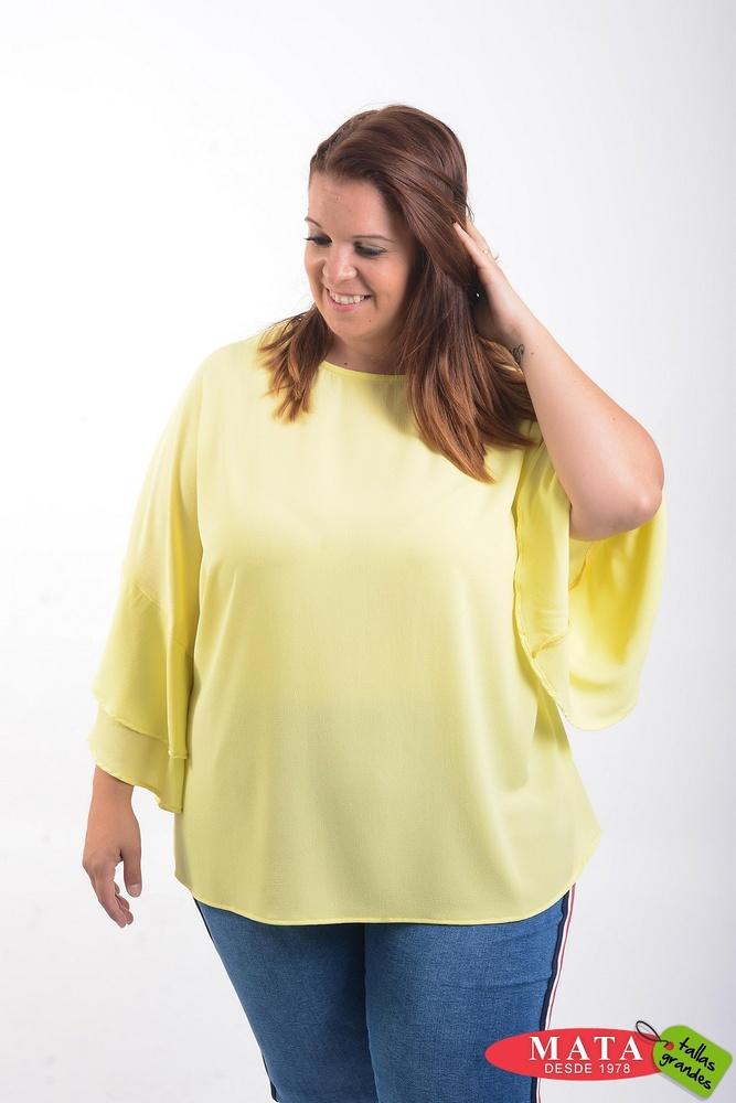Blusa mujer tallas grandes 21382
