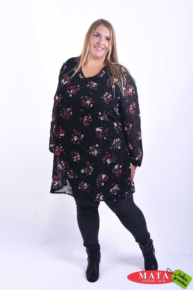 Blusa mujer tallas grandes 21974