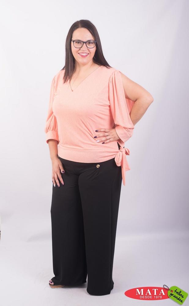 Blusa mujer tallas grandes 23538