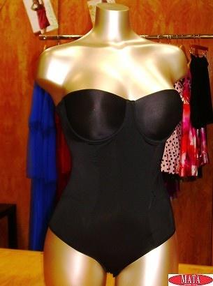 Body tallas grandes mujer negro 05472