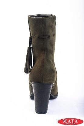 Botas mujer tallas grandes 19177