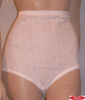Braga mujer blanca tallas grandes 09368