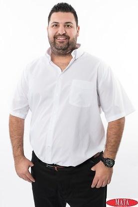 Camisa hombre manga corta 16789