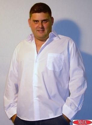 Camisa hombre tallas grandes 03737