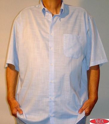 Camisa varios colores tallas grandes 07298