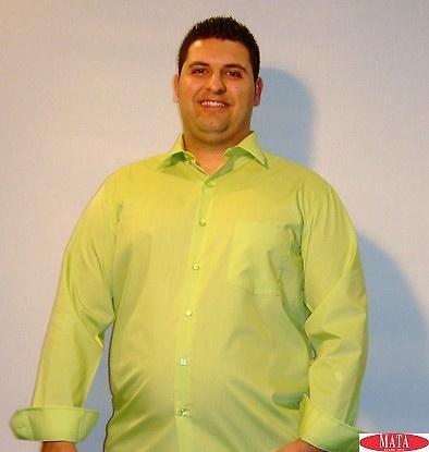 Camisa tallas grandes hombre varios colores 08972