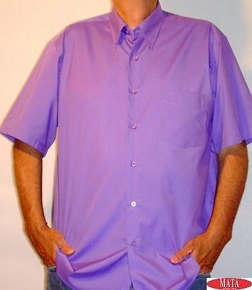 Camisa MALVA hombre tallas grandes 10658