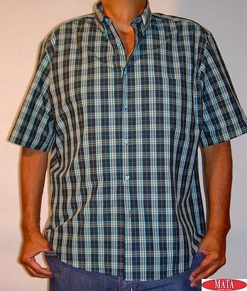 Camisa varios colores tallas grandes 11212