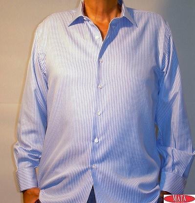 Camisa hombre varios colores tallas grandes 11463