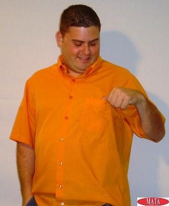 Camisa tallas grandes hombre varios colores 12614