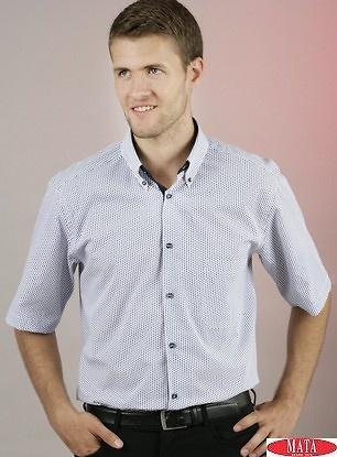 Camisa hombre diversos colores 13908