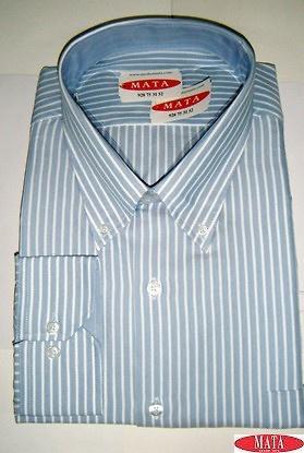 Camisa hombre celeste 15672