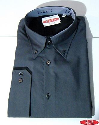 Camisa hombre gris 16542
