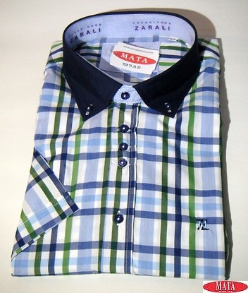 Camisa hombre diversos colores 17078