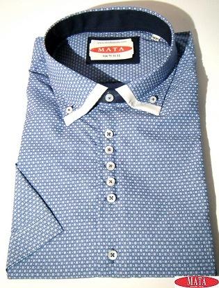 Camisa hombre tallas grandes 16848