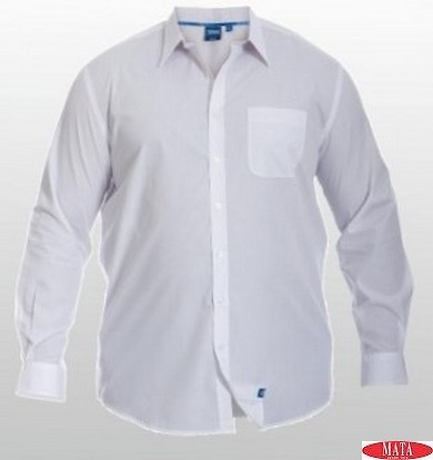 Camisa hombre tallas grandes 17153