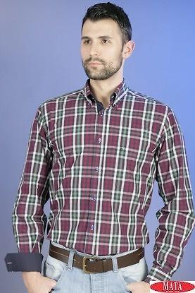 Camisa hombre tallas grandes 17446