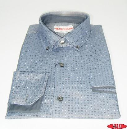 Camisa hombre tallas grandes 17619