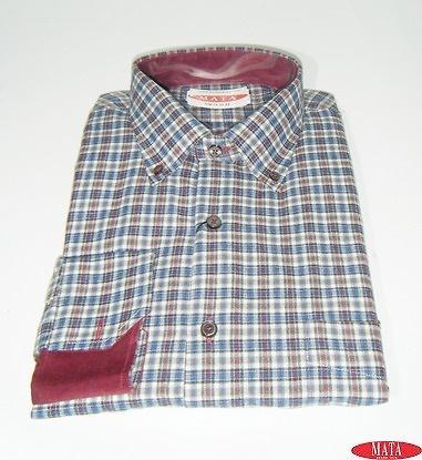 Camisa hombre tallas grandes 17624