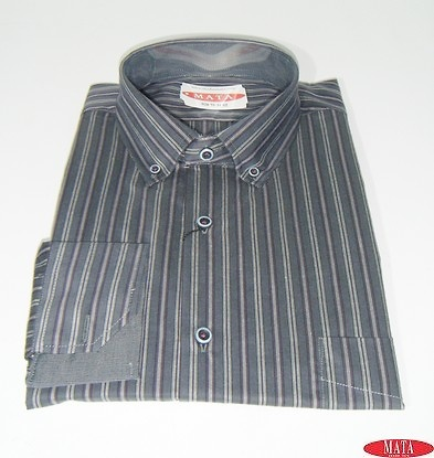 Camisa hombre tallas grandes 17626