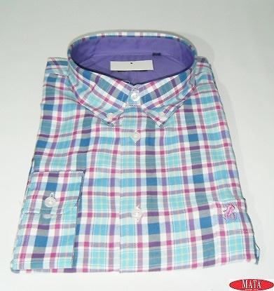 Camisa hombre tallas grandes 17657