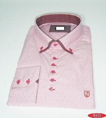 Camisa rosa 17686