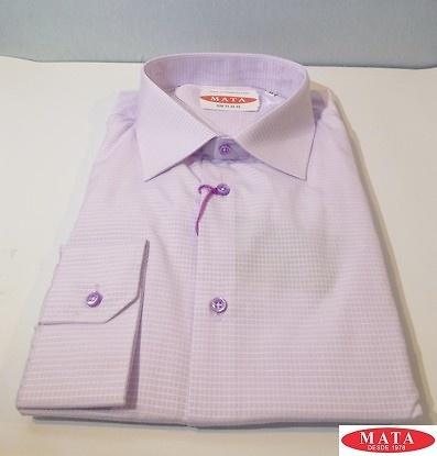 Camisa lila 18408
