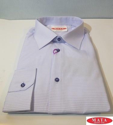 Camisa celeste 18408