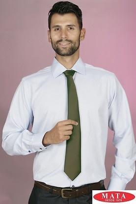 Camisa hombre tallas grandes 18408
