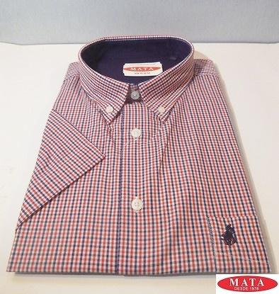 Camisa rojo 18498