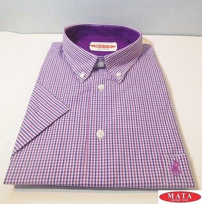 Camisa hombre tallas grandes 18498