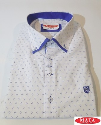 Camisa blanco 18581