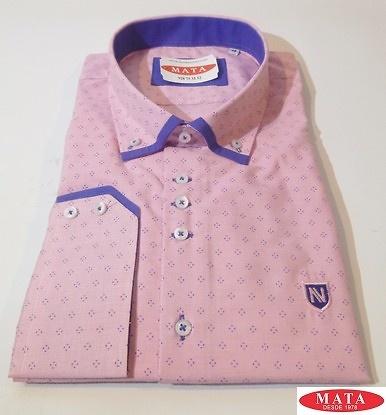 Camisa hombre tallas grandes 18581