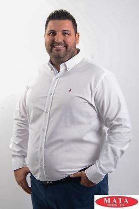 Camisa blanco 19229