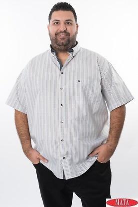 Camisa hombre tallas grandes 19883