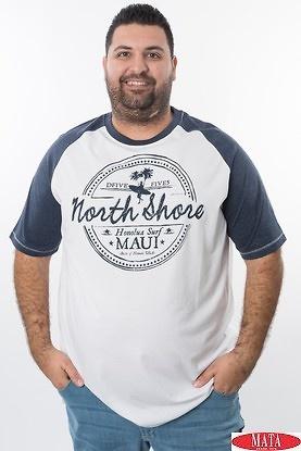 Camiseta hombre 19936